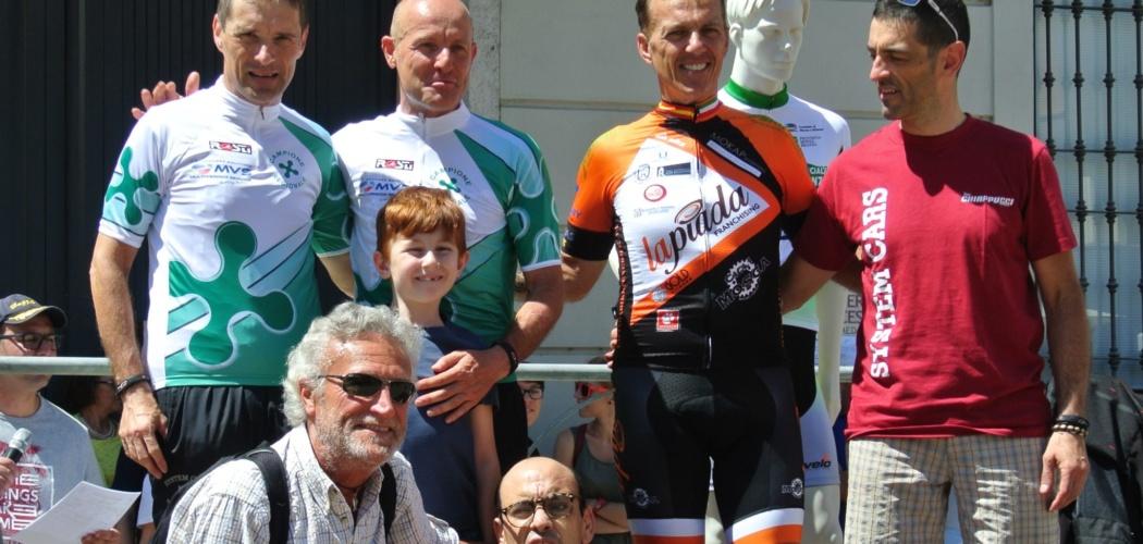 Meda (MB) 18 Giugno 2017 Campionato Lombardo Cronometro a Coppie