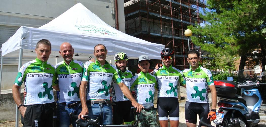 La Lombardia al giro d'Italia Amatori