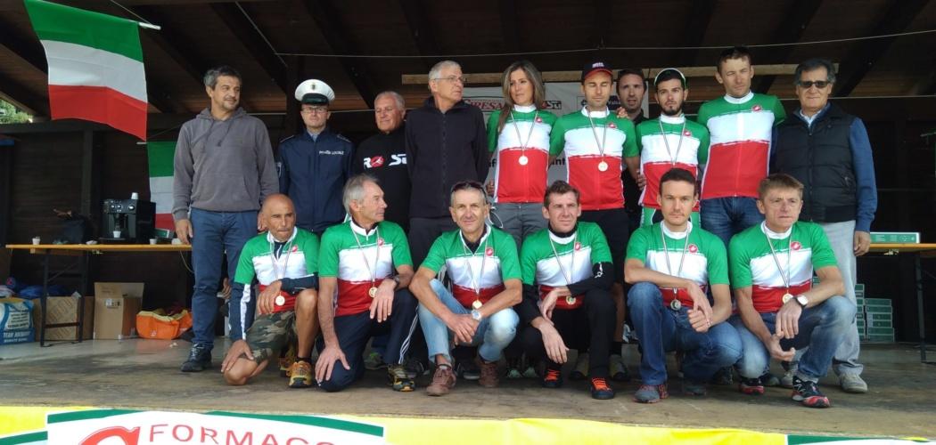 Moggio 17 Settembre 2017 Campionato Italiano della Montagna