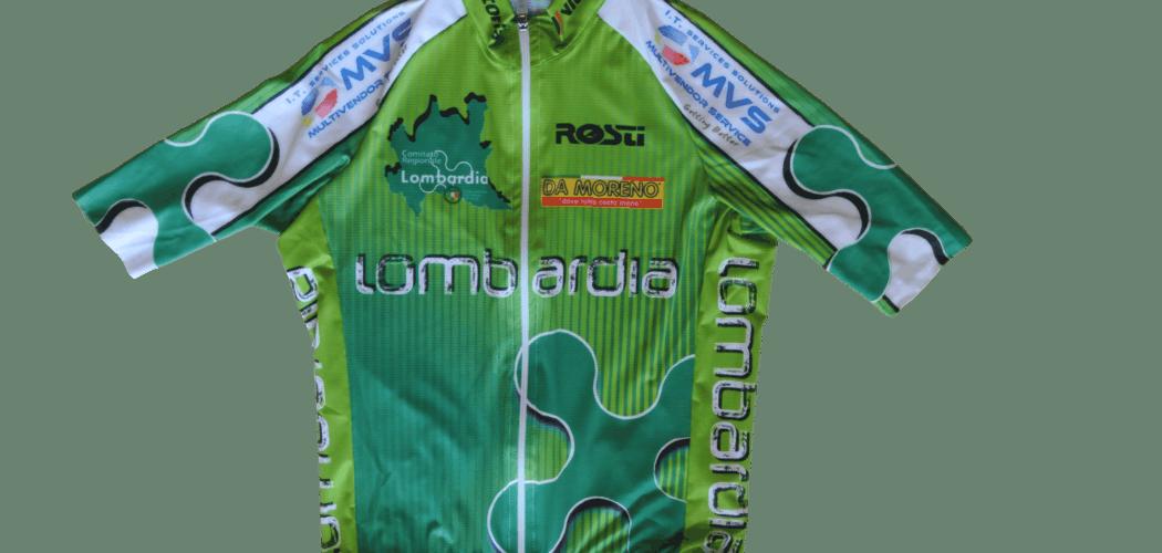 Rappresentativa Regionale Lombarda-Campionati Italiani Master Strada 2019