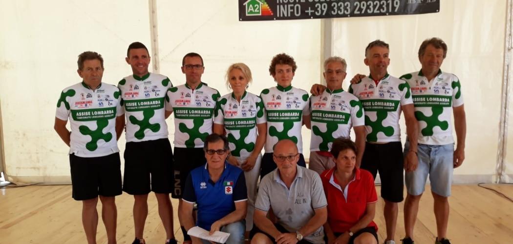Campionato Lombardo Assoluto Strada 2019