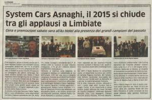 Il Cittadino di Monza 19 Dicembre 2015