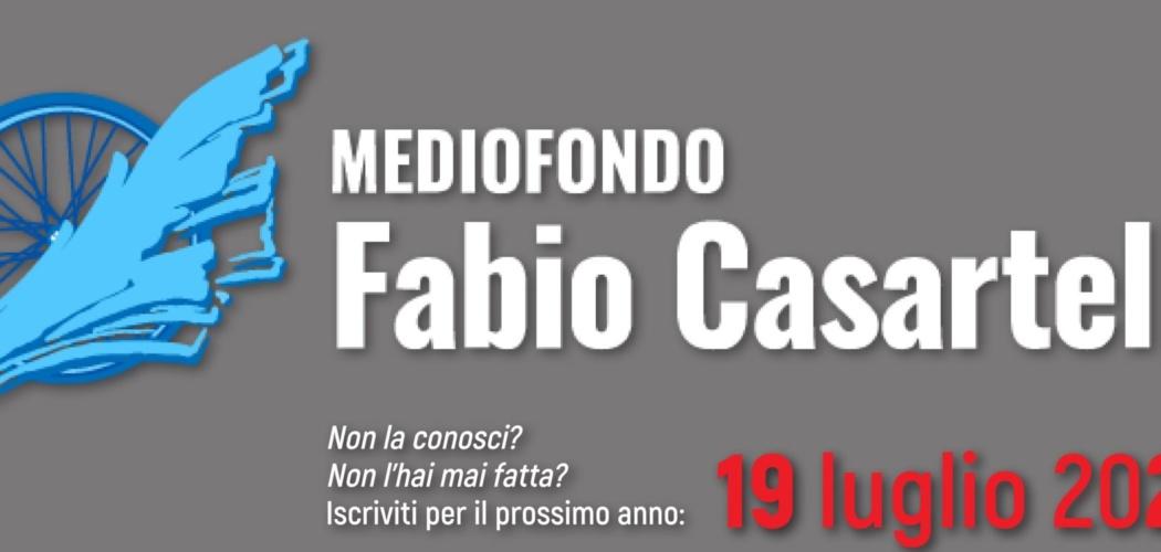Presentazione Mediofondo Fabio Casartelli